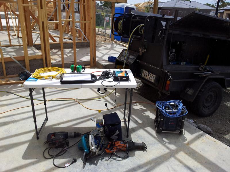Tradesman's Tools Testing